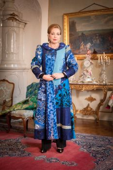Haute Couture -  HRH Diane, Duchess of Württemberg
